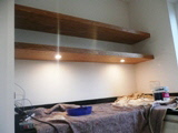 Designer Shelving lights